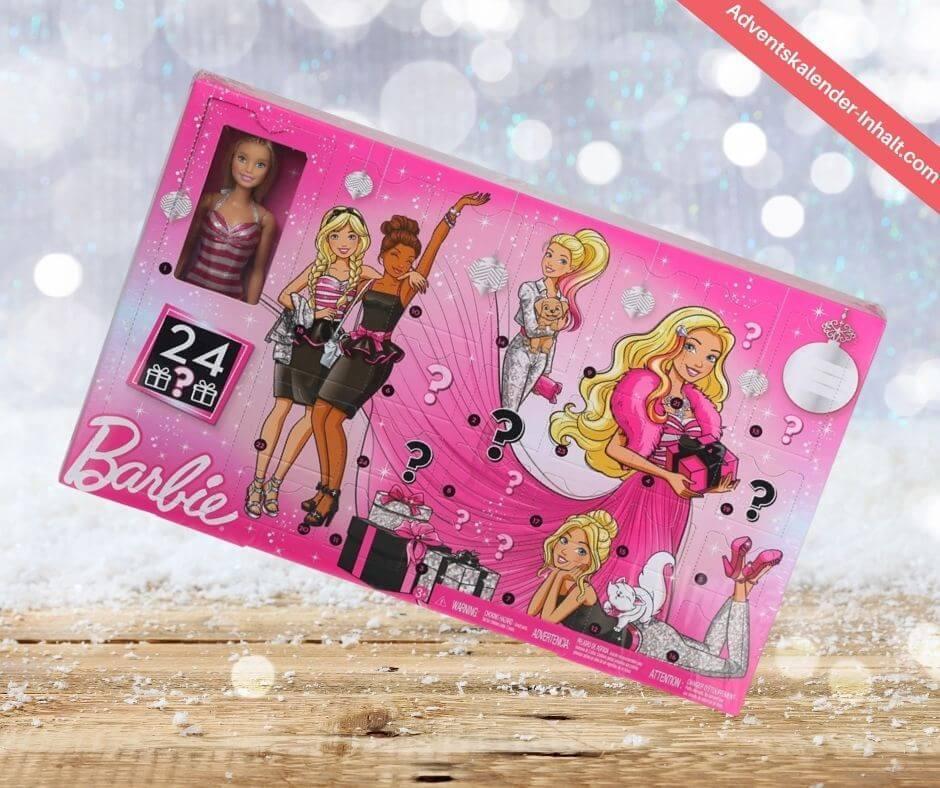 Barbie adventskalender (1)