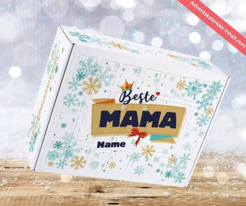 Beste Mama Adventskalender 2020 (1)