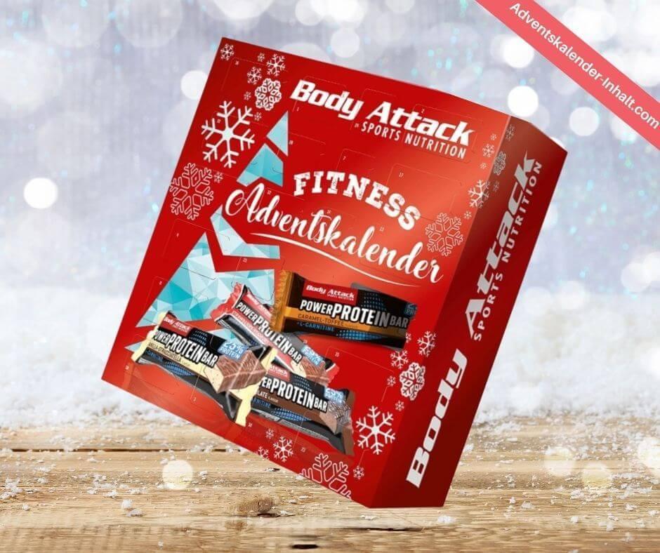 Bodylab24 Riegel Adventskalender (1)