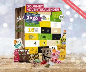 Boxiland Gourmet Adventskalender