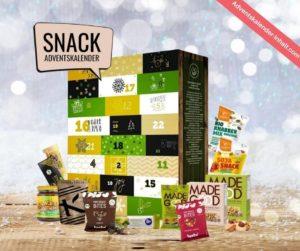 Boxiland Snack-Adventskalender