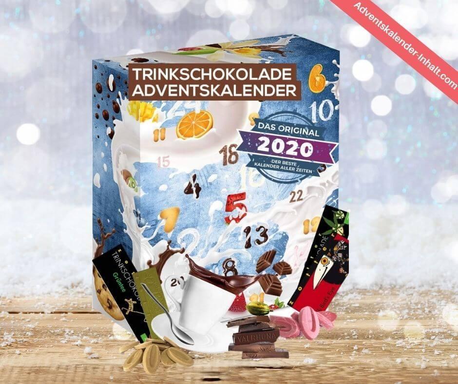 Boxiland Trinkschokolade Adventskalender