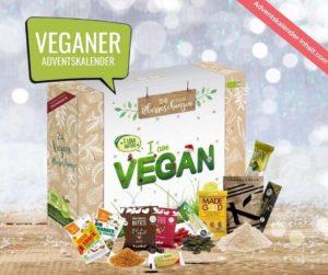 Boxiland Veganer Bio-Adventskalender