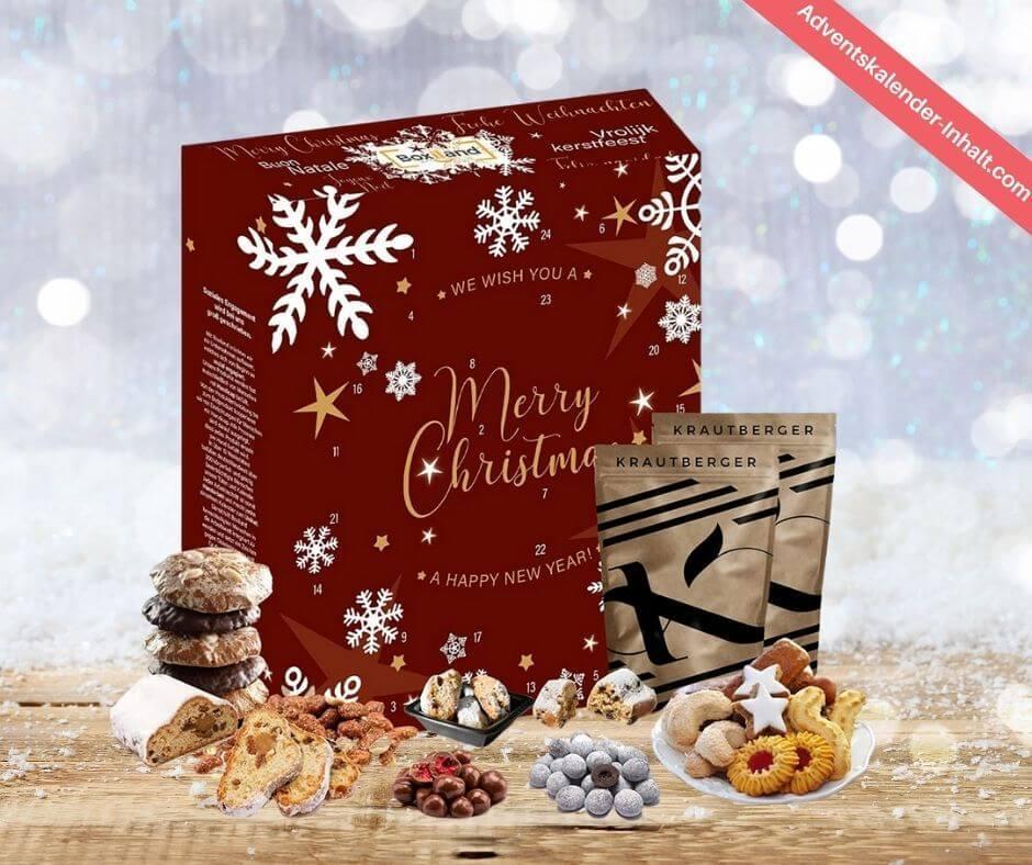Boxiland Weihnachts-Adventskalender