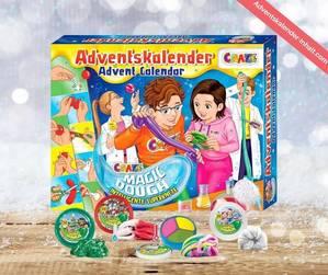 CRAZE Magic Dough Adventskalender