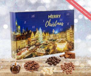 """C&T Knusperkalender """"Weihnachtsmarkt"""""""