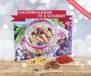 "C&T Veganer ""Fit & Gourmet"" Adventskalender"