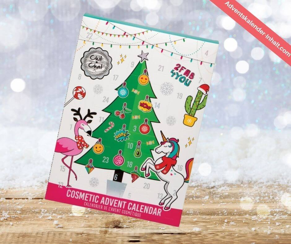Chit Chat Kosmetik Adventskalender
