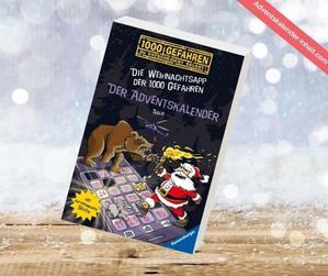 Der Adventskalender Die Weihnachtsapp der 1000 Gefahren