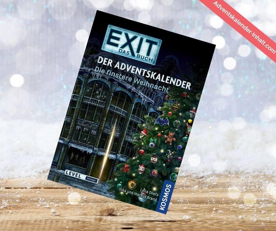 EXIT – Das Buch Der Adventskalender - Kopie