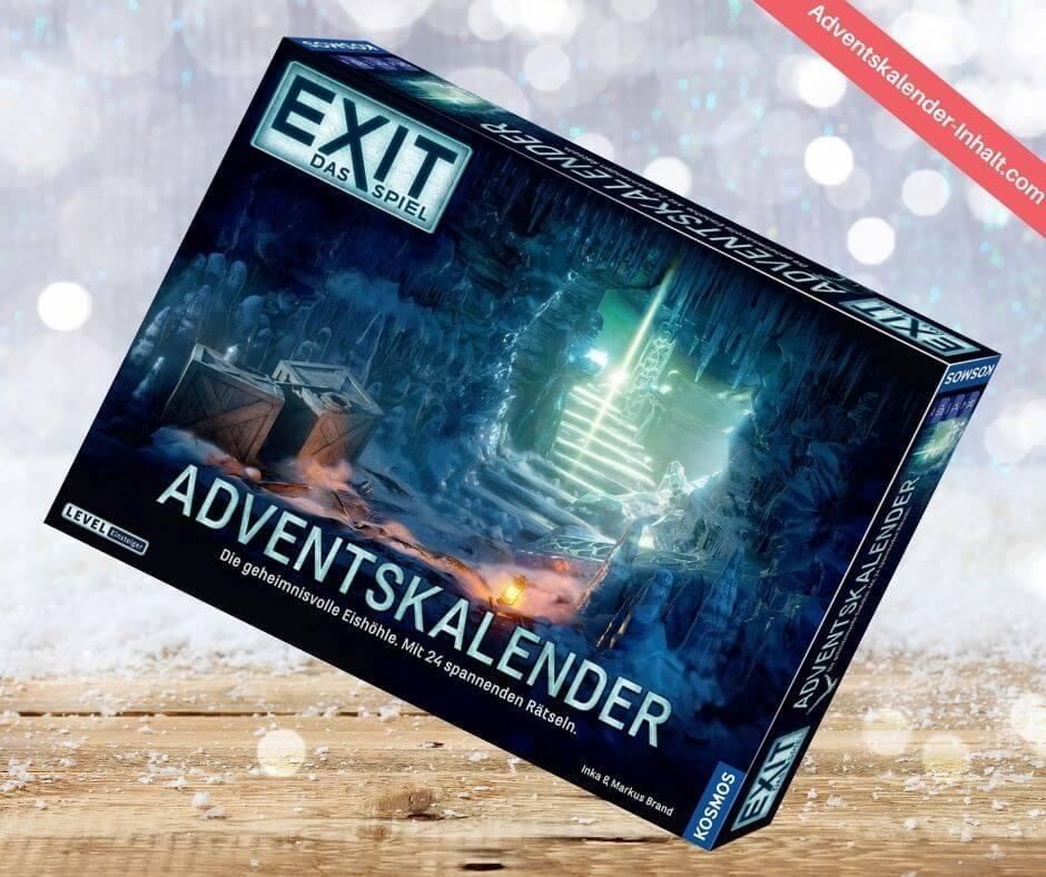 EXIT – Das Spiel Adventskalender