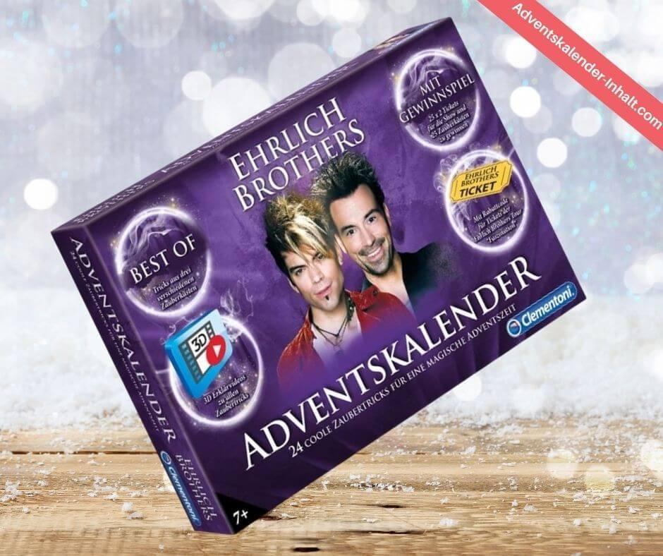Ehrlich Brothers Magischer Adventskalender