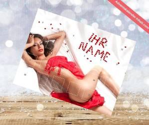 Erotik Adventskalender mit Name
