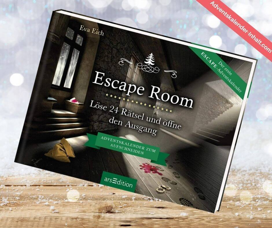 Escape Room Der erste Escape-Adventskalender