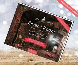 Escape Room Krimi-Adventskalender