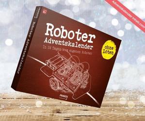 FRANZIS Roboter Adventskalender
