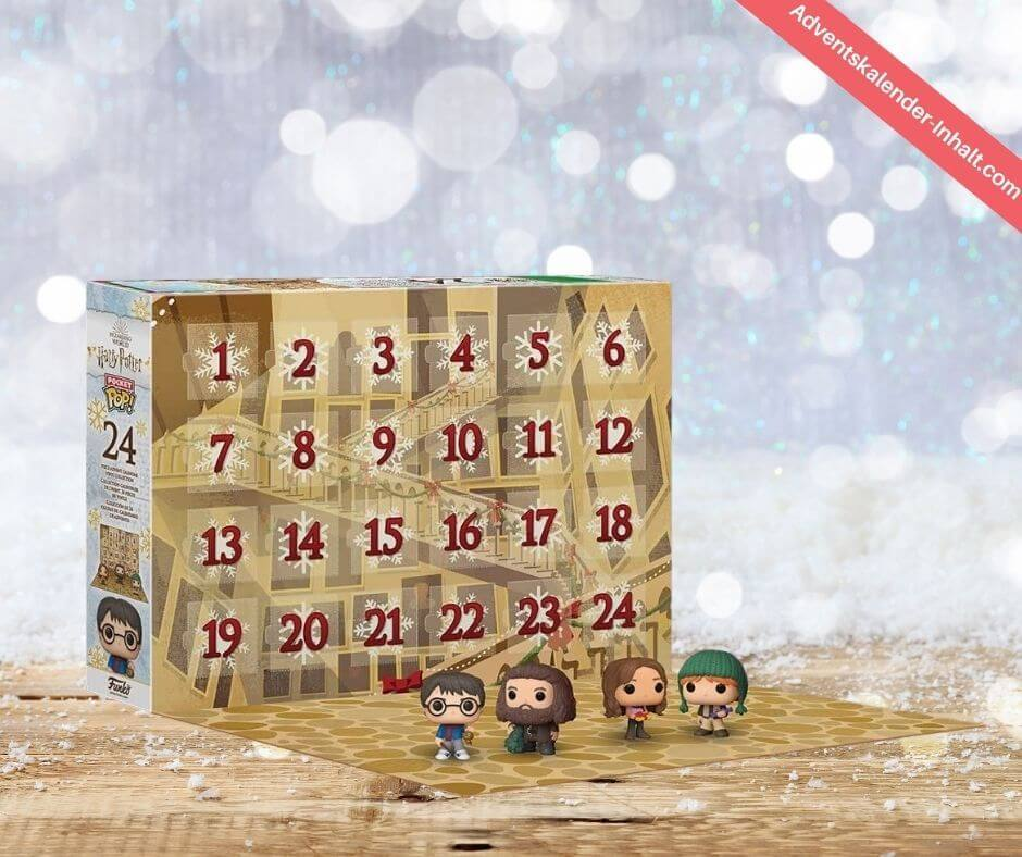 Funko Pocket Pop Harry Potter Adventskalender