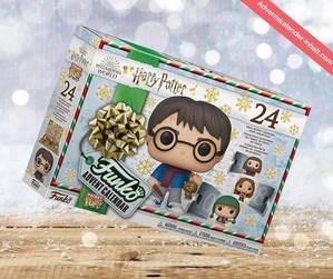 Funko Pocket Pop Harry Potter adventskalender
