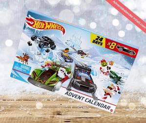 Hot Wheels Adventskalender 2020 (1)