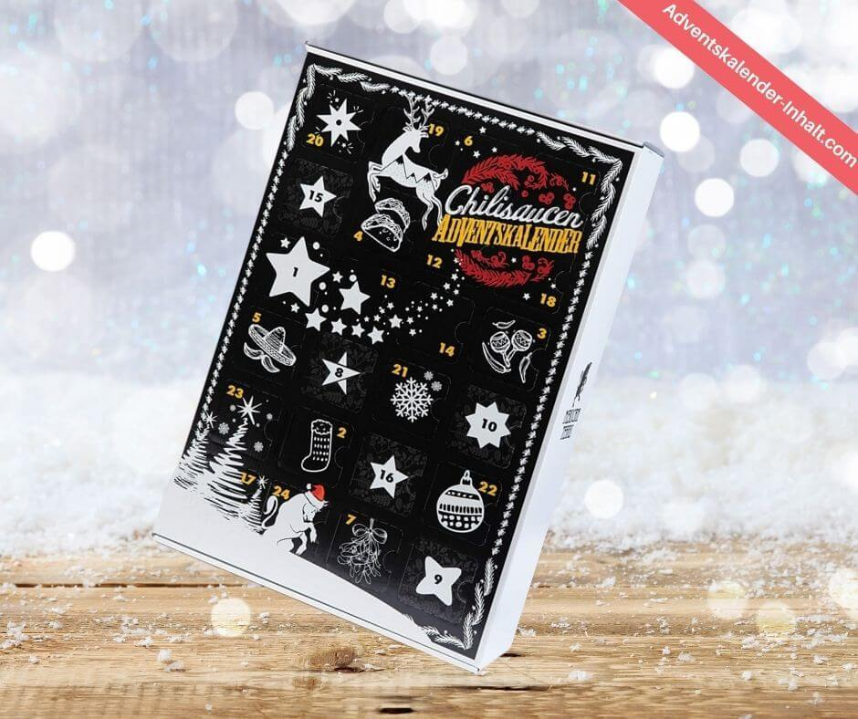 Mexican Tears – Chili Saucen Adventskalender