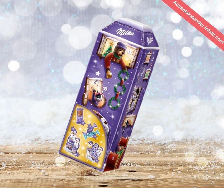 Milka 3D Haus-Adventskalender (1)