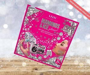 NYX Diamonds and Ice adventskalender (1)