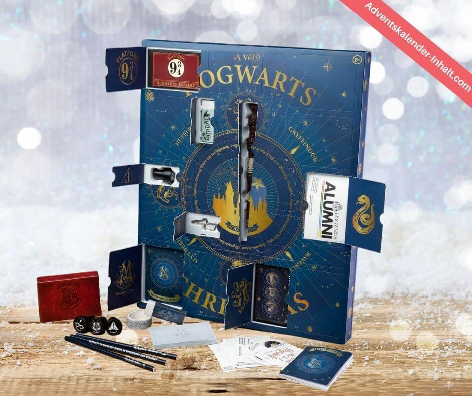 Paladone Harry Potter Adventskalender