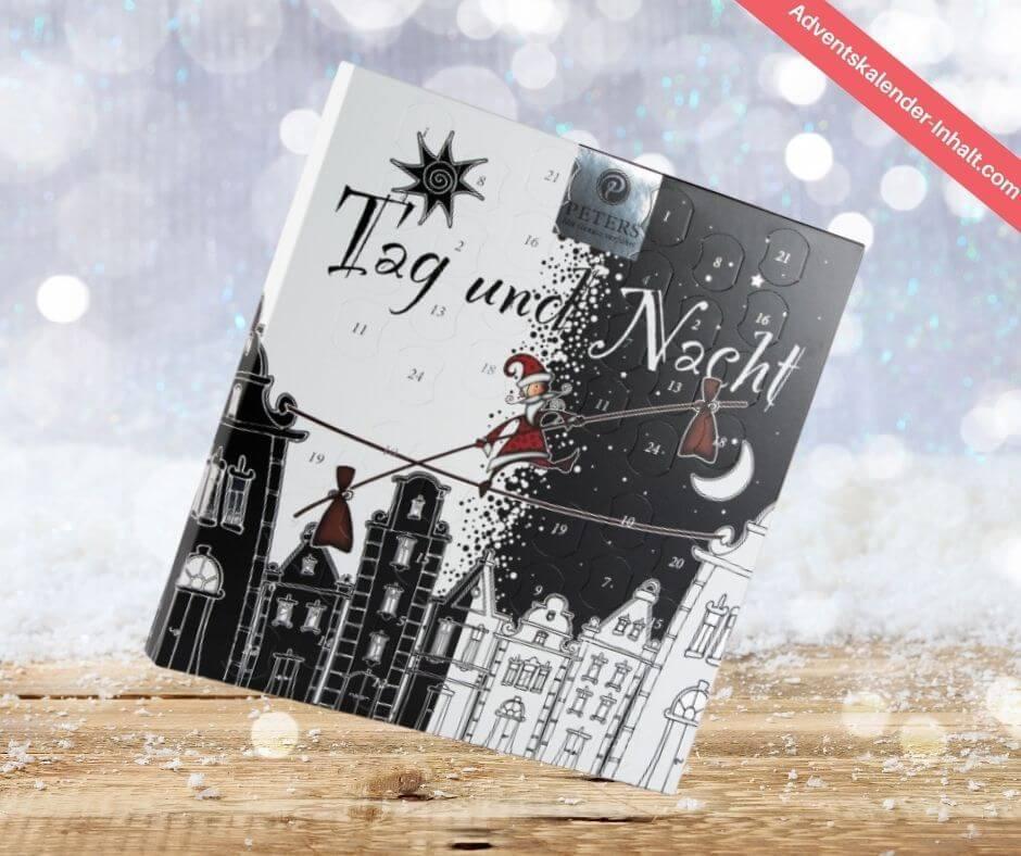 Peters Tag & Nacht Adventskalender