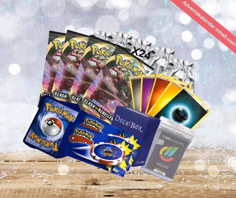 Pokémon Adventskalender (1)