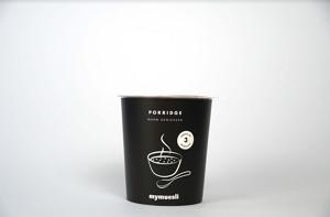 Porridge2go Chocolate Brownie