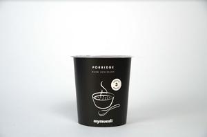 Porridge2go Pflaume-mohn-crumble