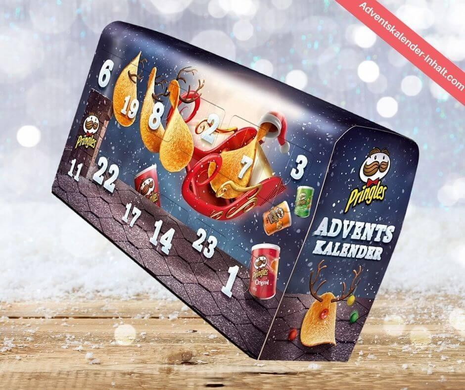 Pringles Chips Adventskalender