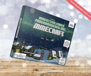Programmieren mit Minecraft Adventskalender