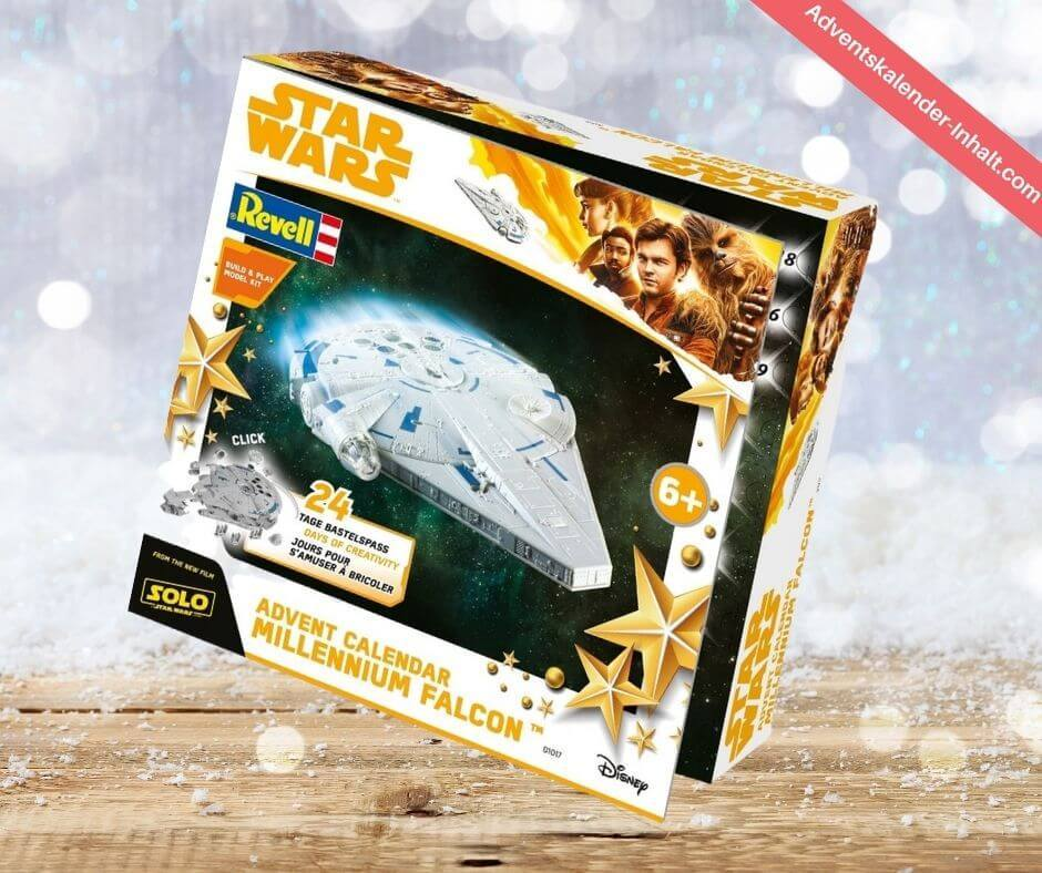 Revell Control Star Wars Adventskalender