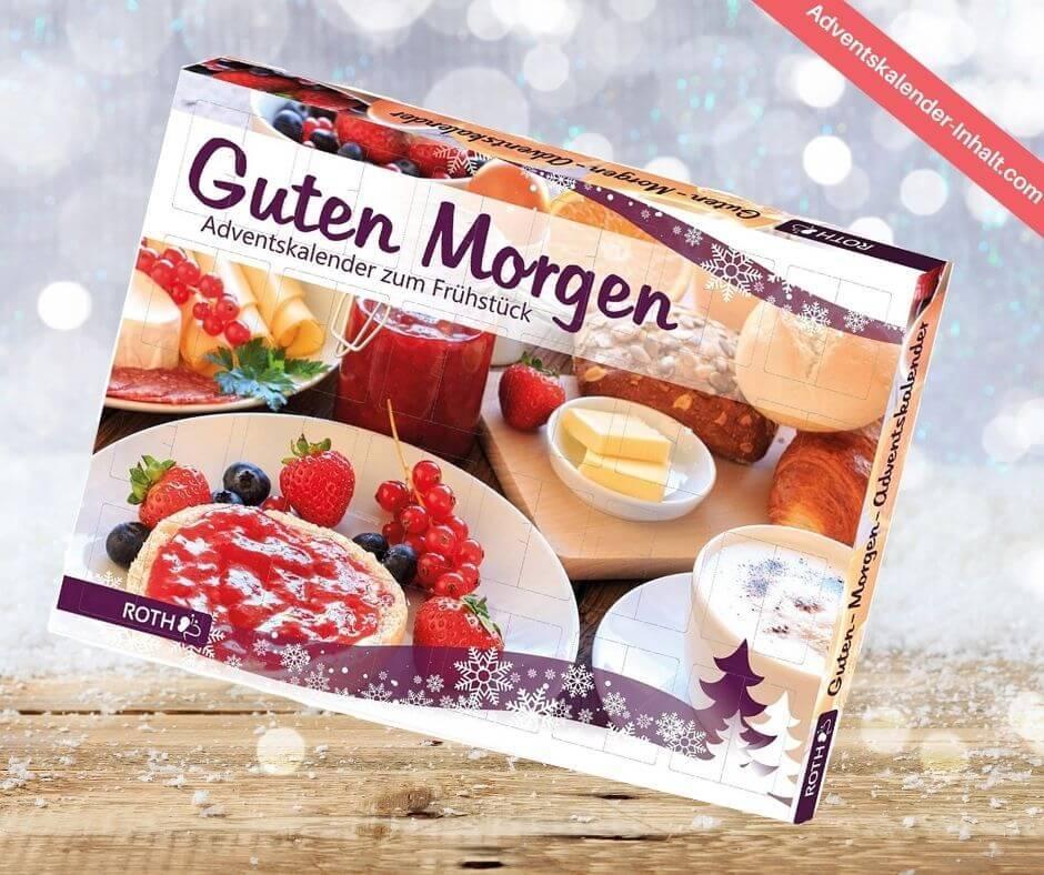 """Roth """"Guten Morgen""""-Adventskalender"""