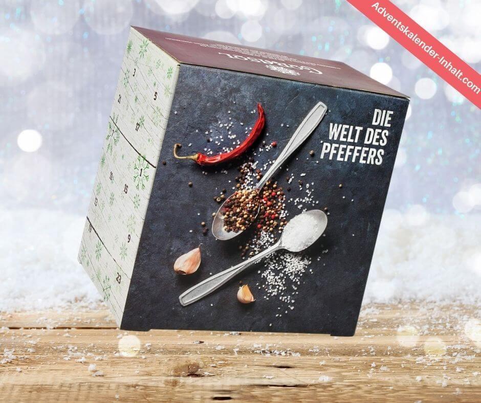 Salz & Pfeffer Adventskalender