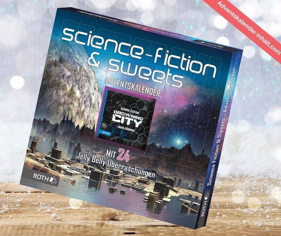 Science Fiction & Sweets Adventskalender