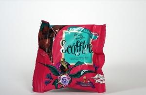 Trüffel-Konfekt Kakao mit Meersalz