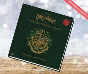Weihnachten in Hogwarts Adventskalender