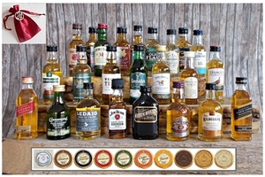 Whisky Schokolade Adventskalender