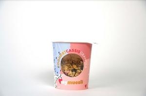 Yoghurt Cassis Granola 2go