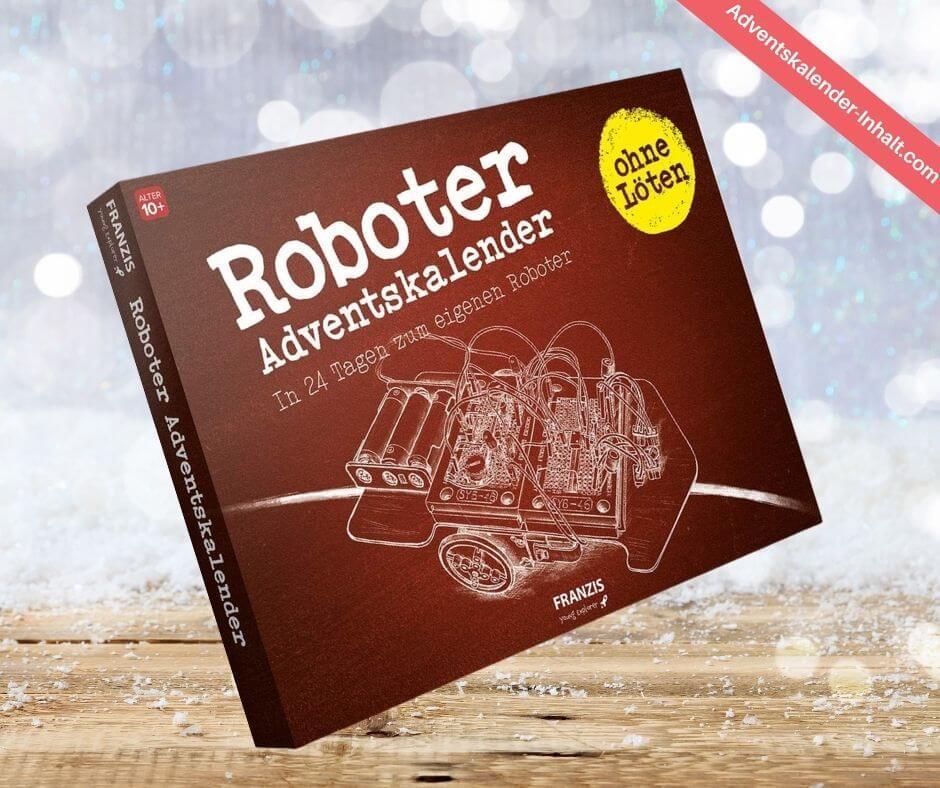 Young Explorer Roboter Adventskalender
