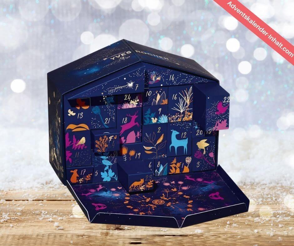 Yves Rocher Weihnachtsgeschenkbox (1)