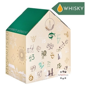 mySpirits Whisky Premium Adventskalender
