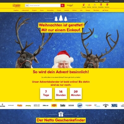netto adventskalender