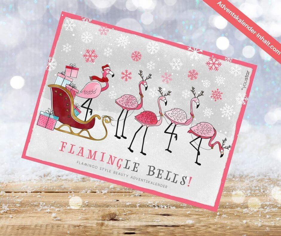 youstar Flamingo Adventskalender