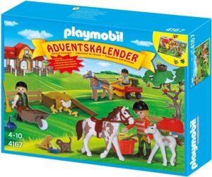 Playmobil Adventskalender Reiterhof (4167)