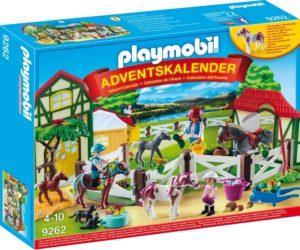 Playmobil Adventskalender Reiterhof (9262)