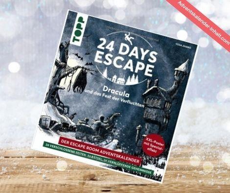 24 Day Escape-Adventskalender: Dracula und das Fest der Verfluchten
