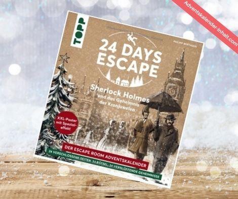 24 Day Escape: Sherlock Holmes Adventskalender